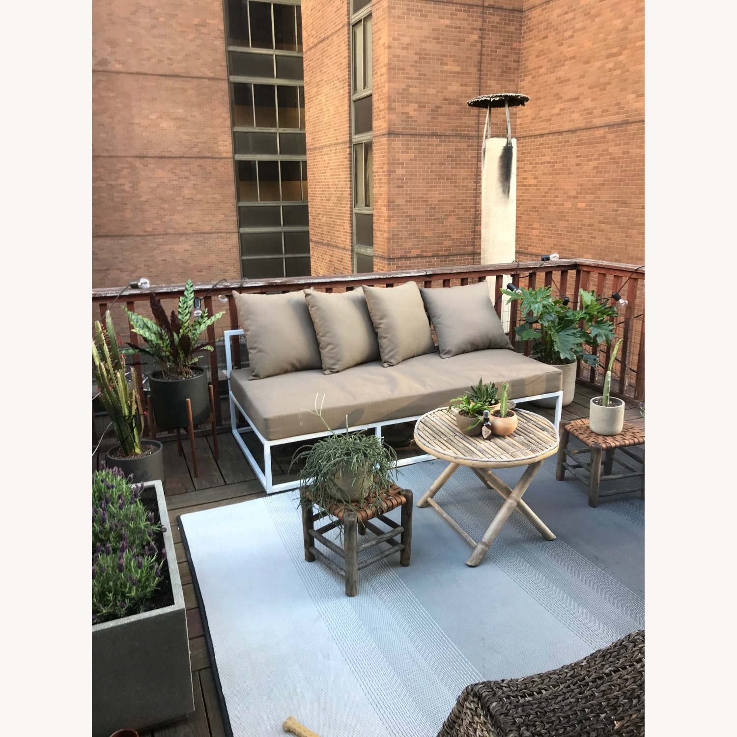CB2 Casbah Outdoor Sectional Couch - image-2