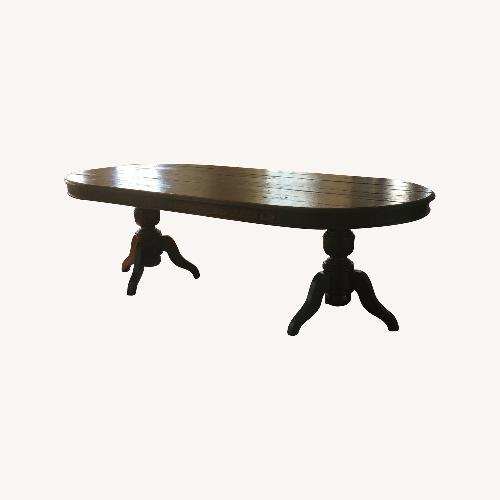 Used Shabby Chic Pavilion Dining Table for sale on AptDeco