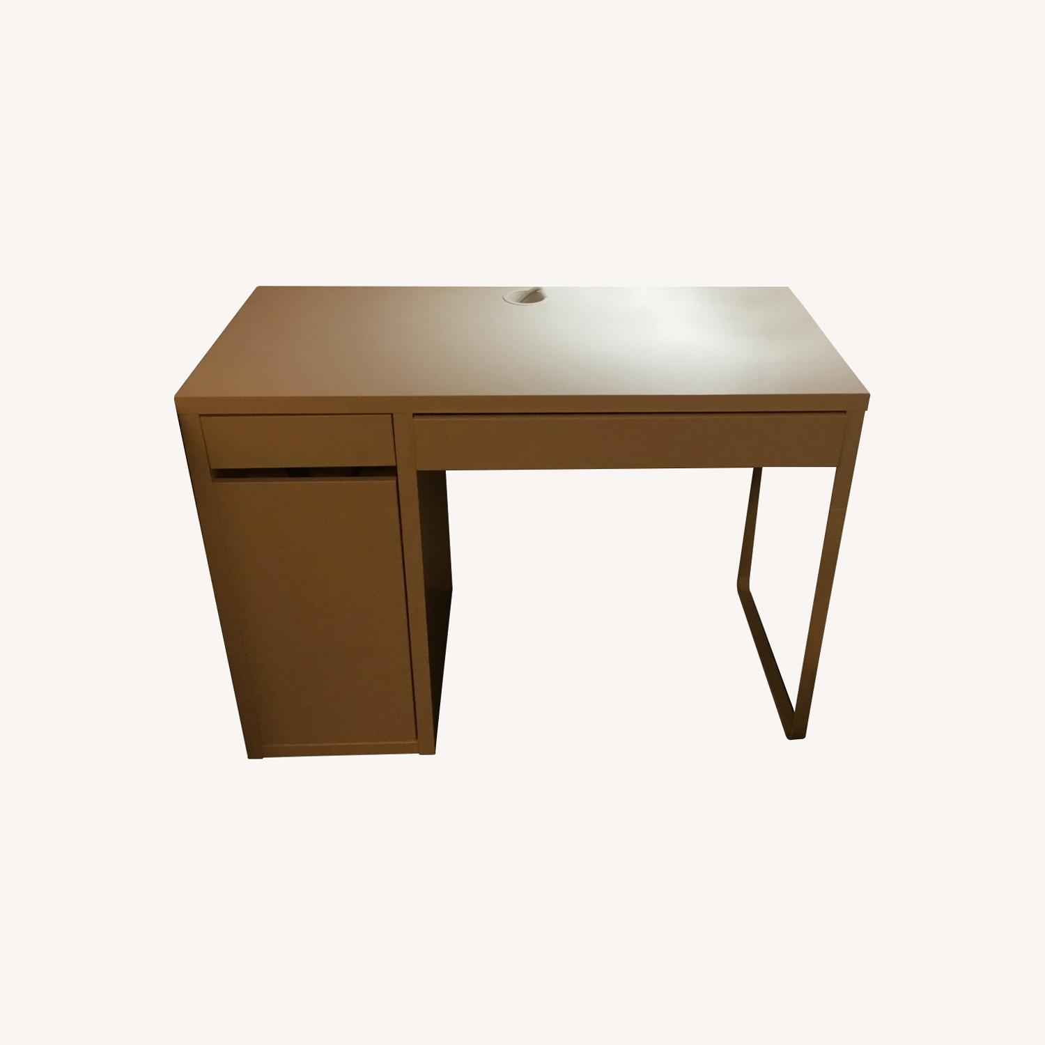 IKEA Office Desk (White) - image-0