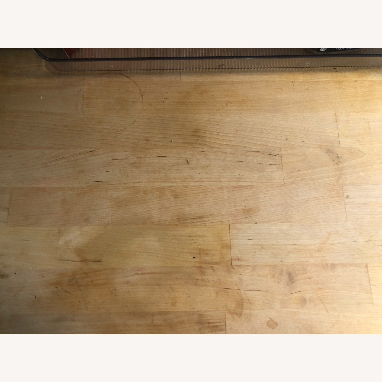 IKEA FRHJA Kitchen Cart, Birch - image-3