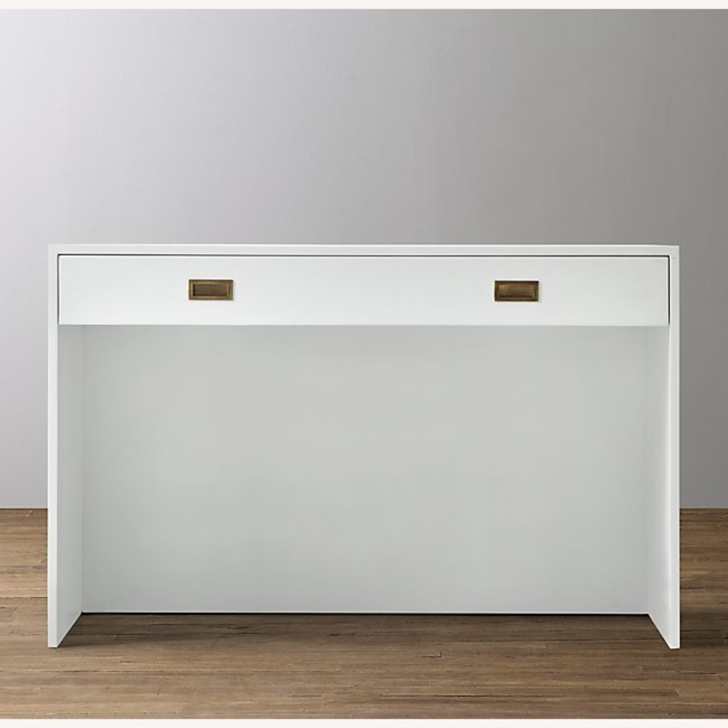 Restoration Hardware Avalon Desk in White - image-1