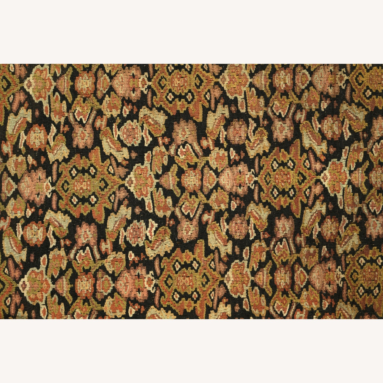 Antique Senneh Kilim All Over Pattern - image-4