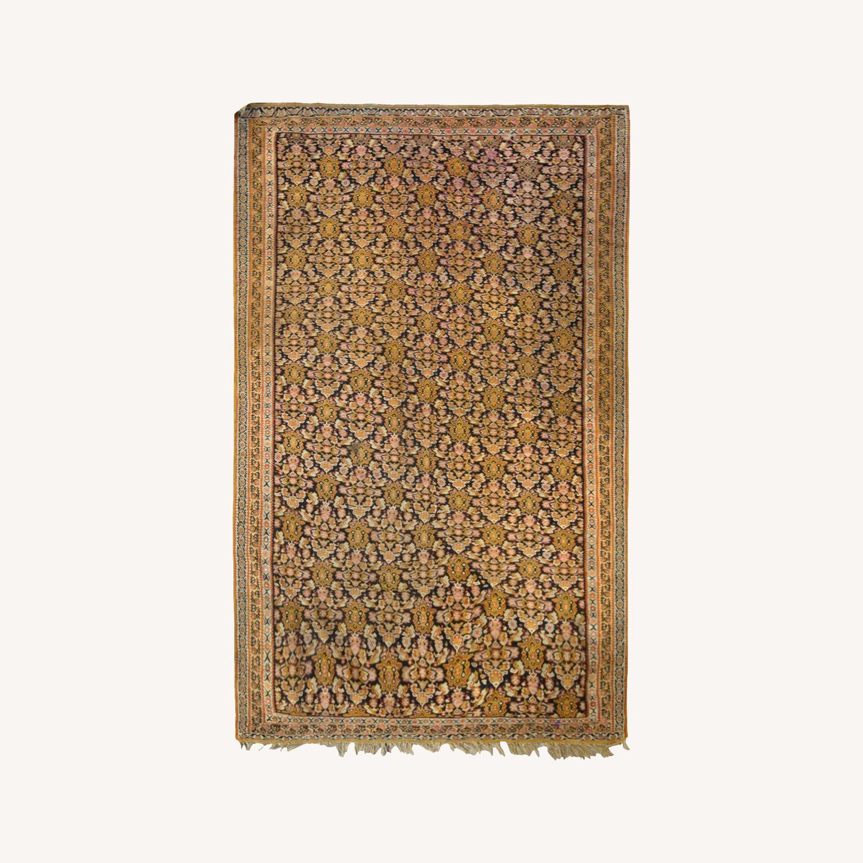 Antique Senneh Kilim All Over Pattern - image-0