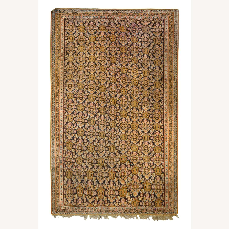 Antique Senneh Kilim All Over Pattern - image-1
