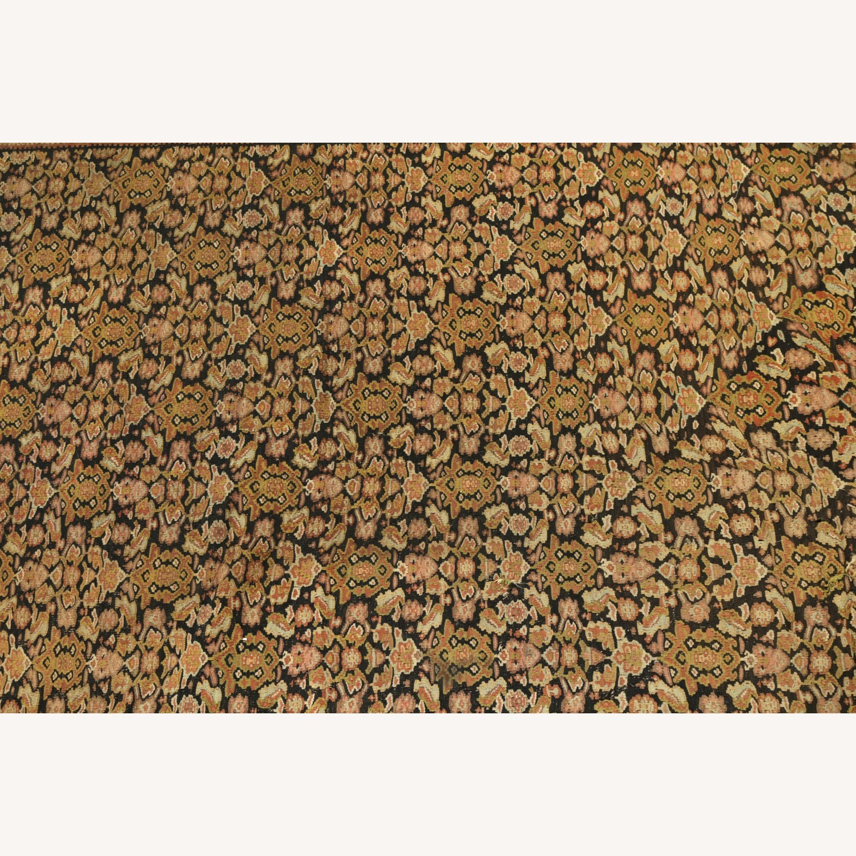 Antique Senneh Kilim All Over Pattern - image-5