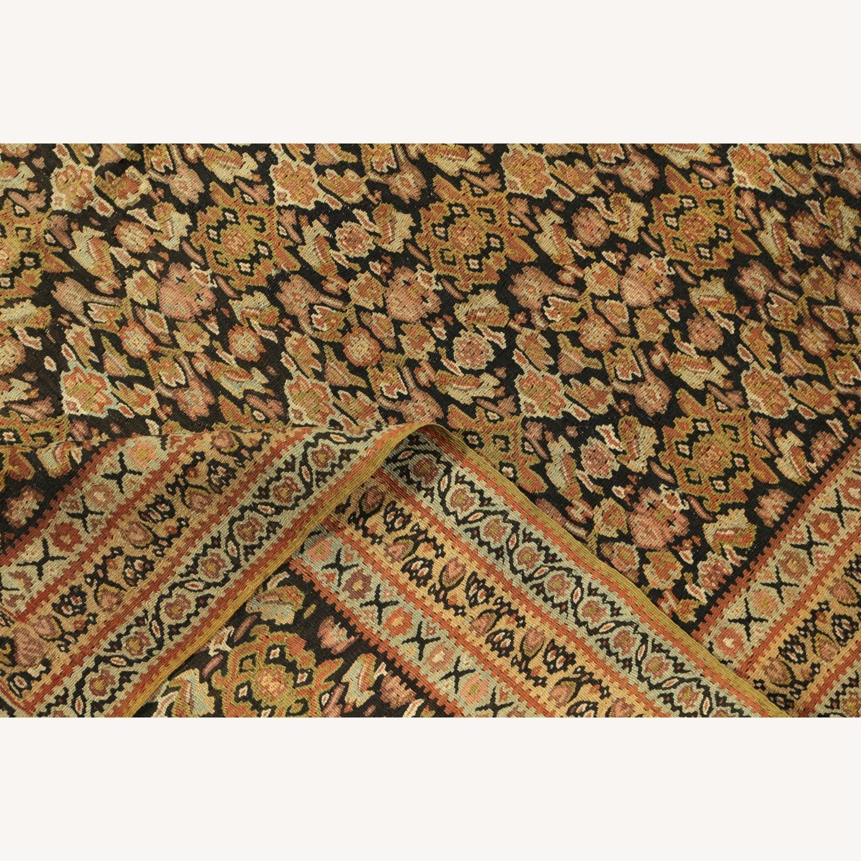 Antique Senneh Kilim All Over Pattern - image-3