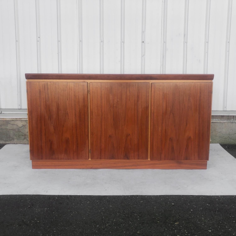 Vintage Modern Teak Sideboard by Skovby - image-3