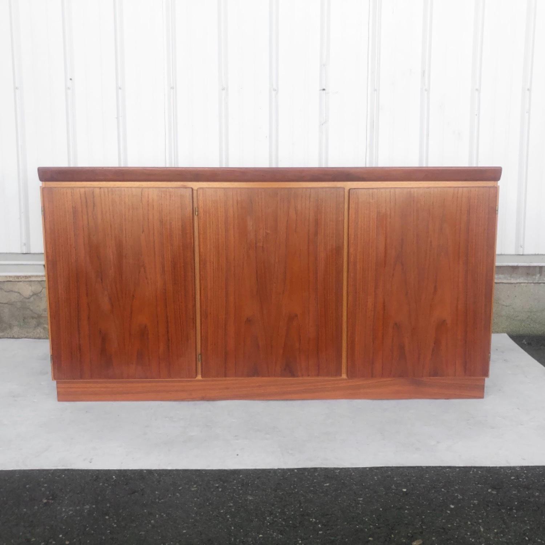 Vintage Modern Teak Sideboard by Skovby - image-0