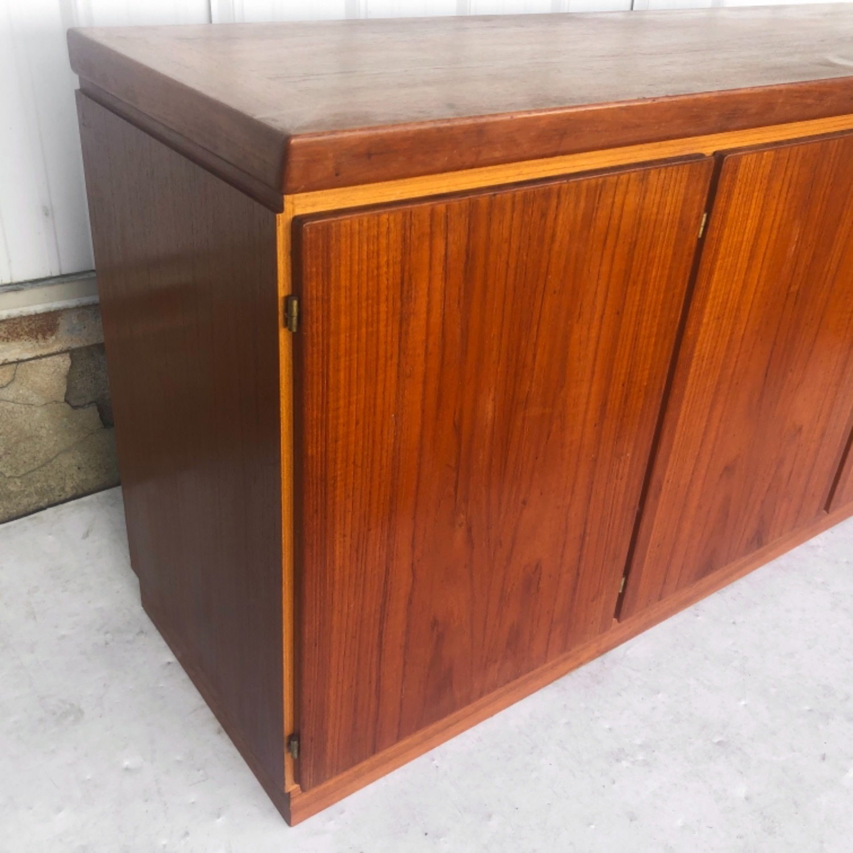 Vintage Modern Teak Sideboard by Skovby - image-5