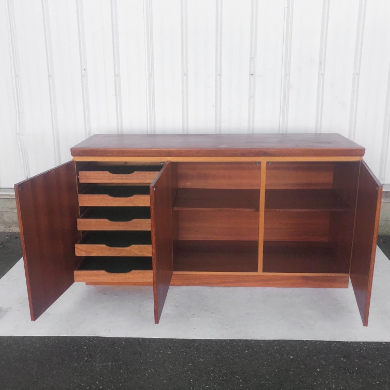 Vintage Modern Teak Sideboard by Skovby - image-1
