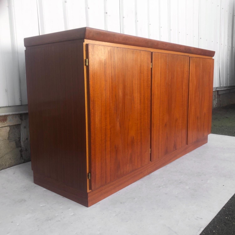 Vintage Modern Teak Sideboard by Skovby - image-4