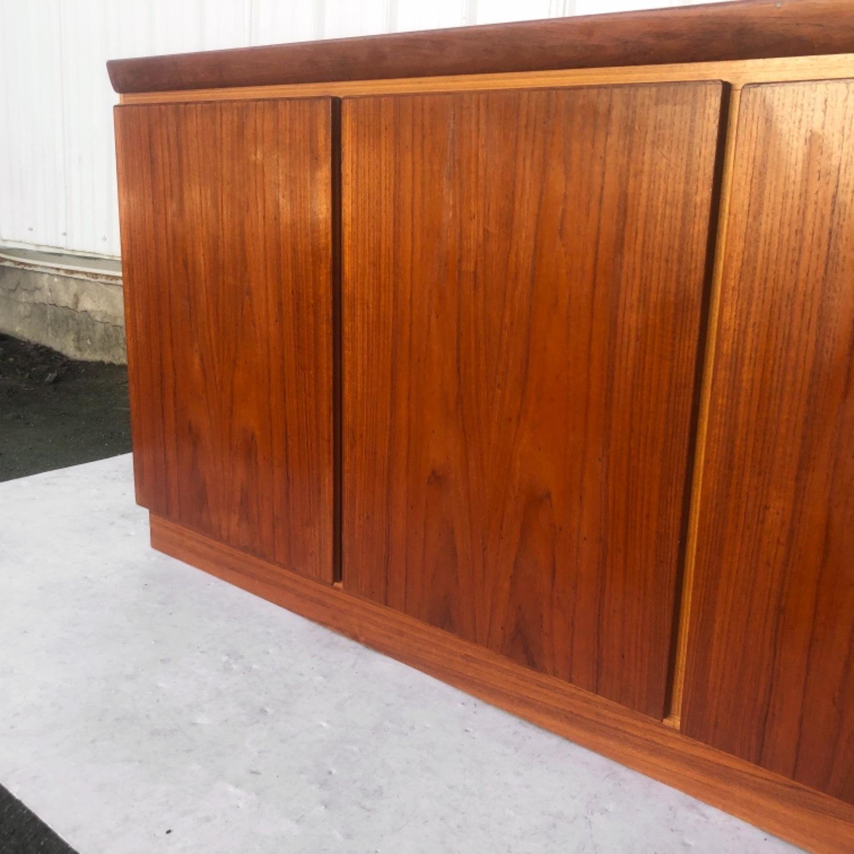 Vintage Modern Teak Sideboard by Skovby - image-16
