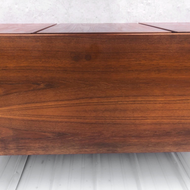 Vintage Modern Teak Sideboard by Skovby - image-8