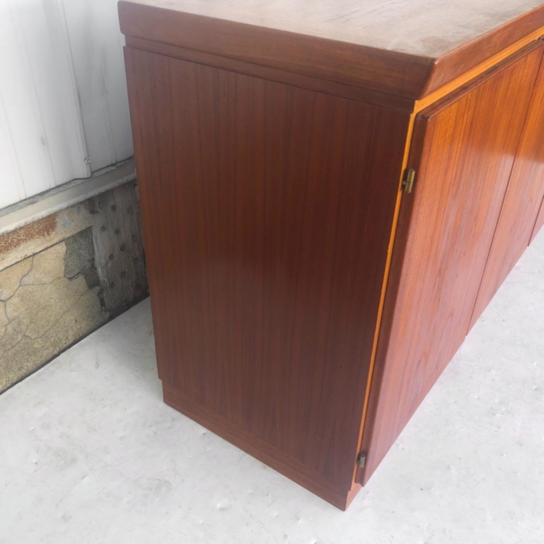 Vintage Modern Teak Sideboard by Skovby - image-11
