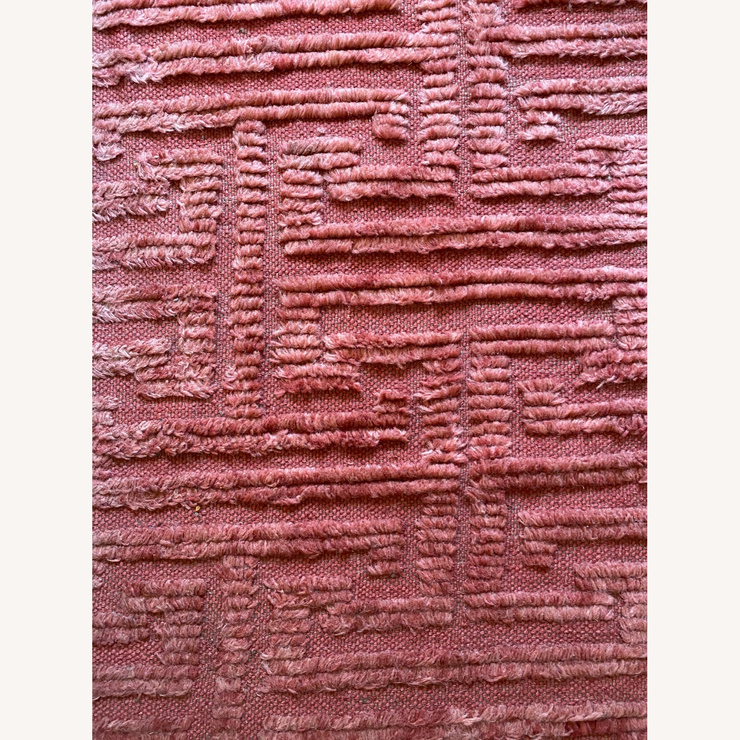 Pink/Red Area Rug - image-1