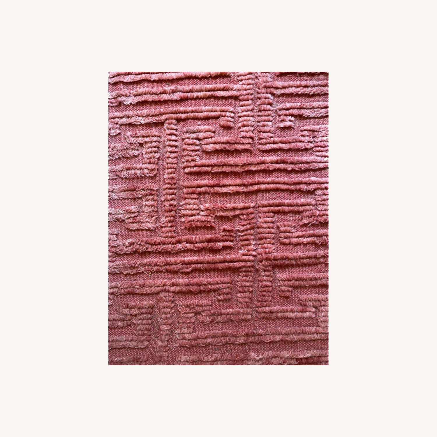 Pink/Red Area Rug - image-0