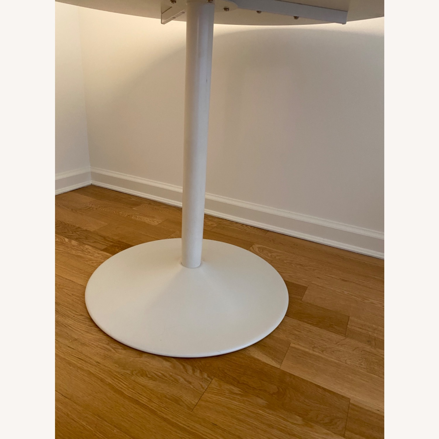 CB2 Odyssey Round Dining Table - image-9