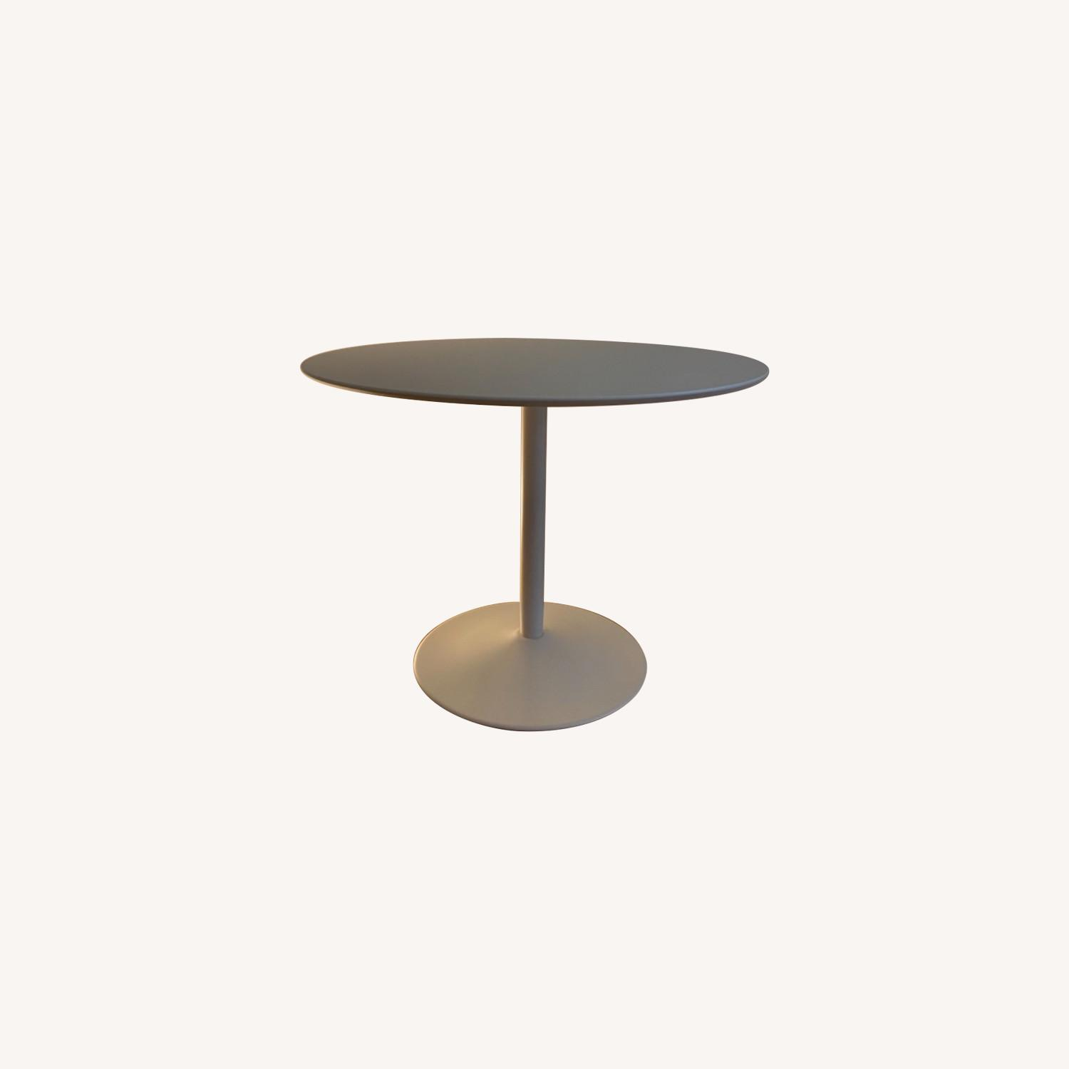 CB2 Odyssey Round Dining Table - image-0