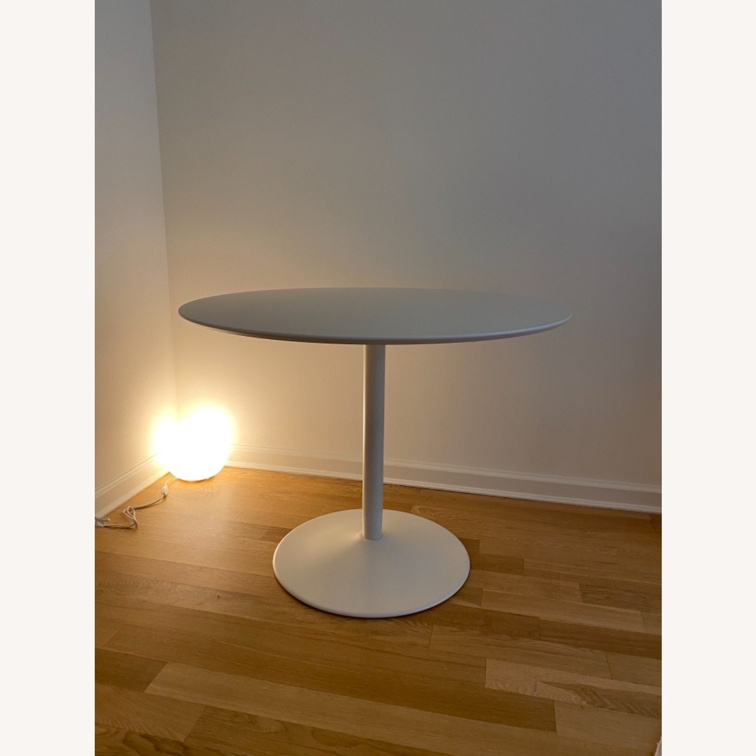 CB2 Odyssey Round Dining Table - image-1