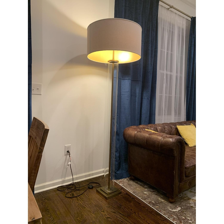 Restoration Hardware French Column Floor Lamp - image-2