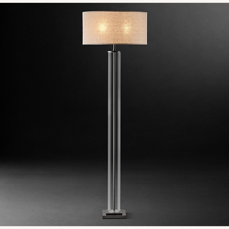 Restoration Hardware French Column Floor Lamp - image-1