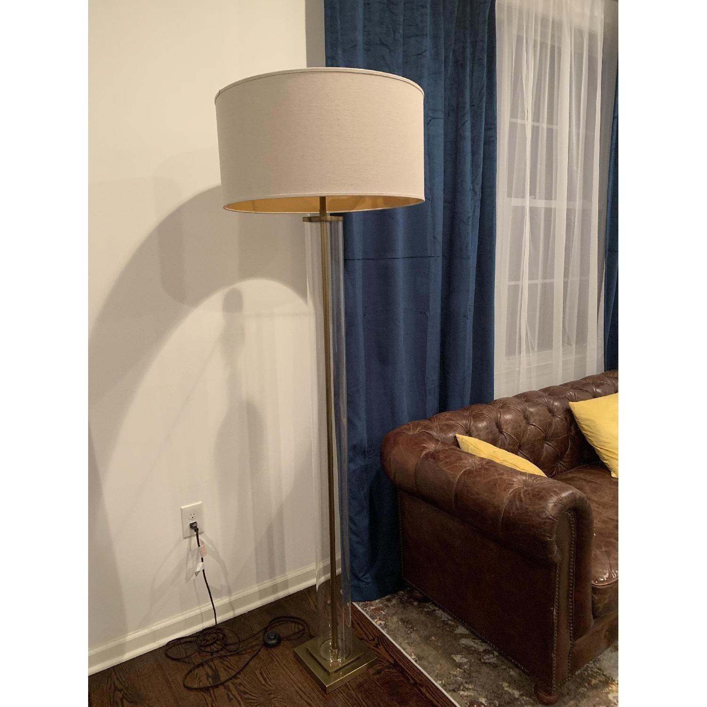 Restoration Hardware French Column Floor Lamp - image-3
