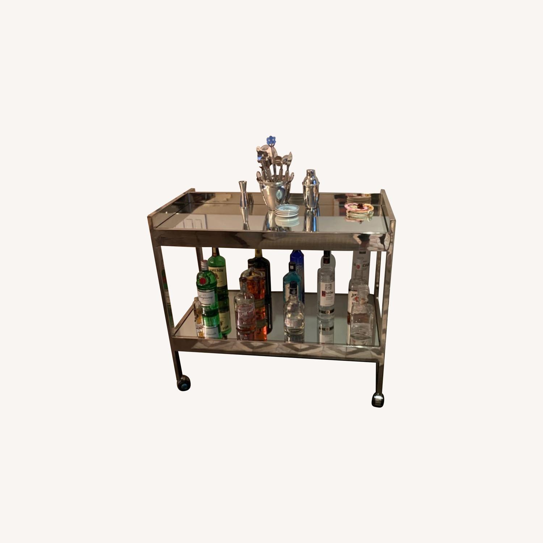World's Away Roland Bar Cart - image-0