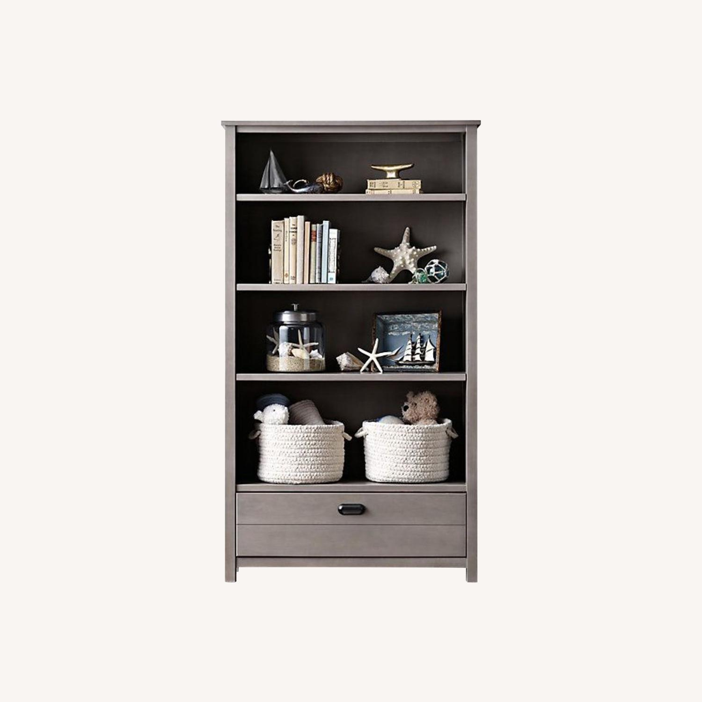 Restoration Hardware Haven Tall Bookcase - image-0