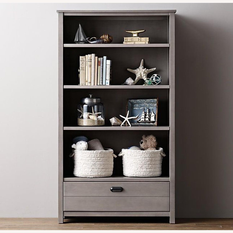 Restoration Hardware Haven Tall Bookcase - image-1