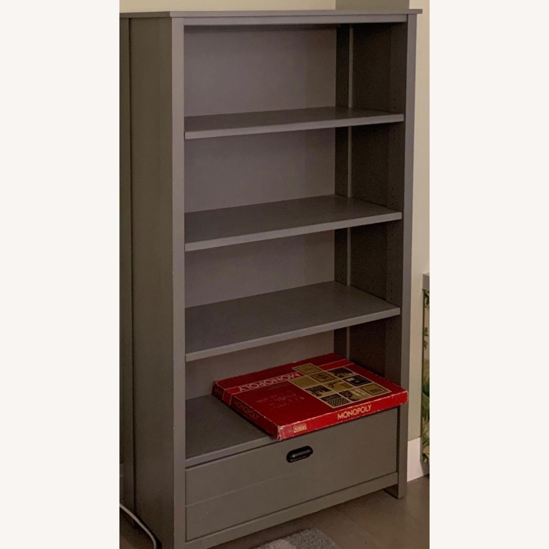 Restoration Hardware Haven Tall Bookcase - image-3