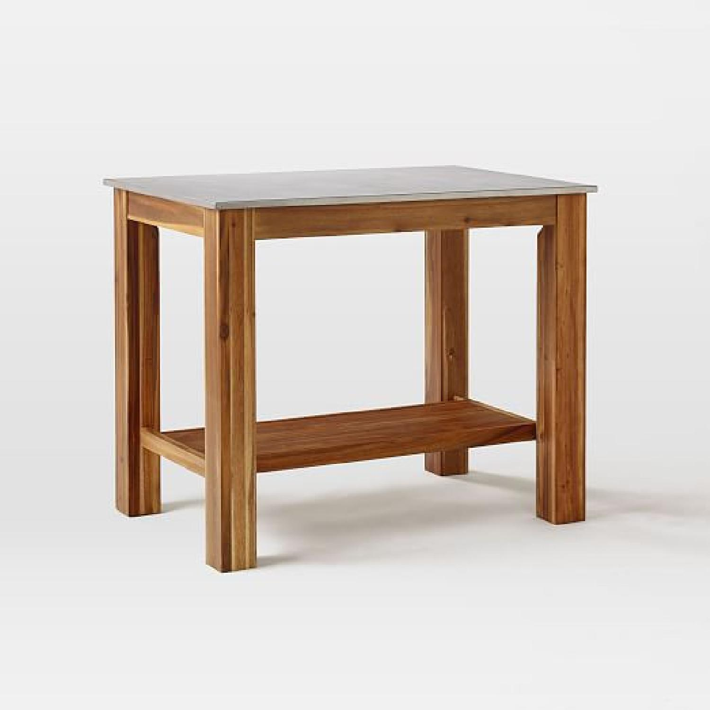 West Elm Industrial Kitchen Table - image-4