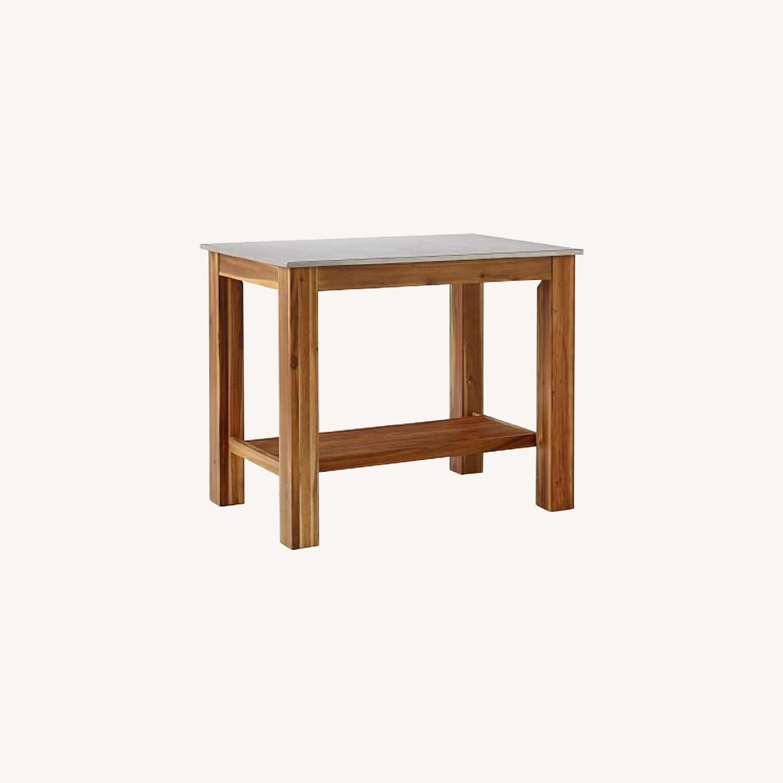 West Elm Industrial Kitchen Table - image-5