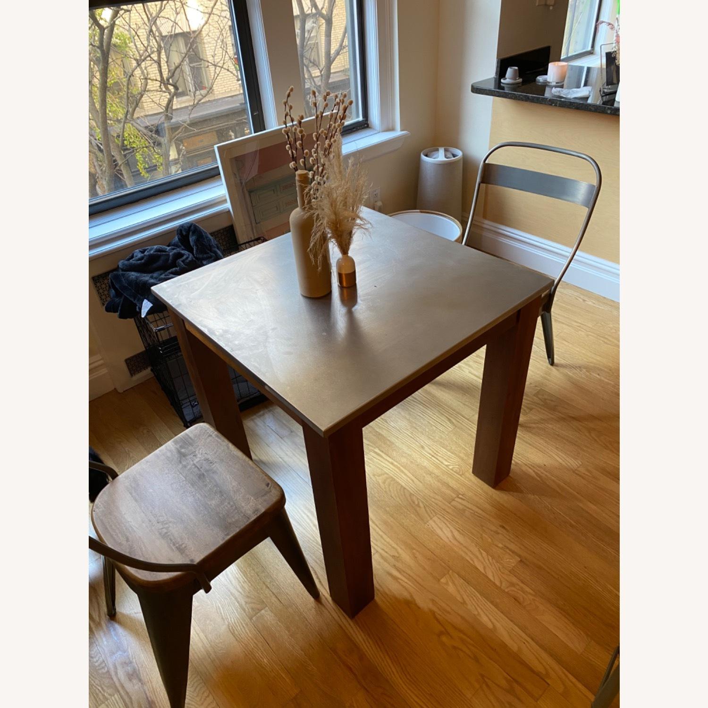 West Elm Industrial Kitchen Table - image-3