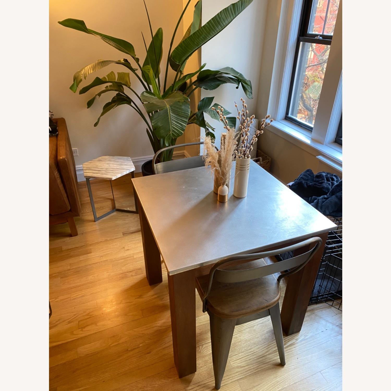 West Elm Industrial Kitchen Table - image-2