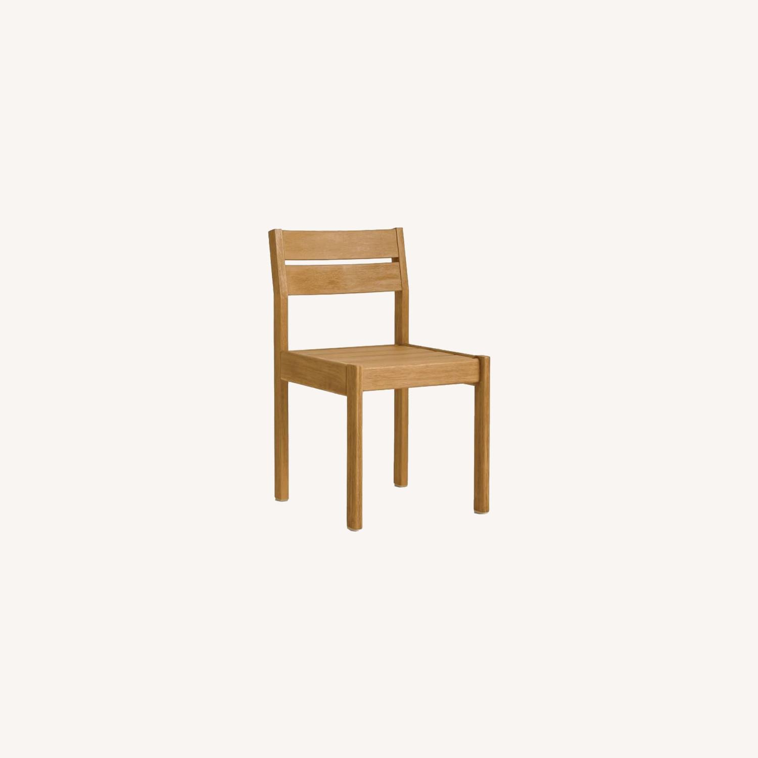 West Elm Playa Outdoor Dining Chair - image-0