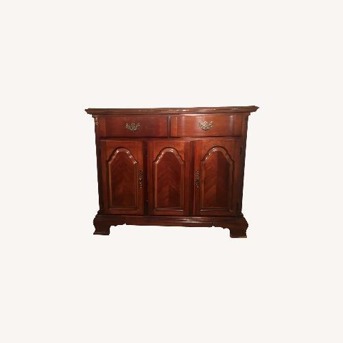 Used Folding Top Sideboard/Bar for sale on AptDeco