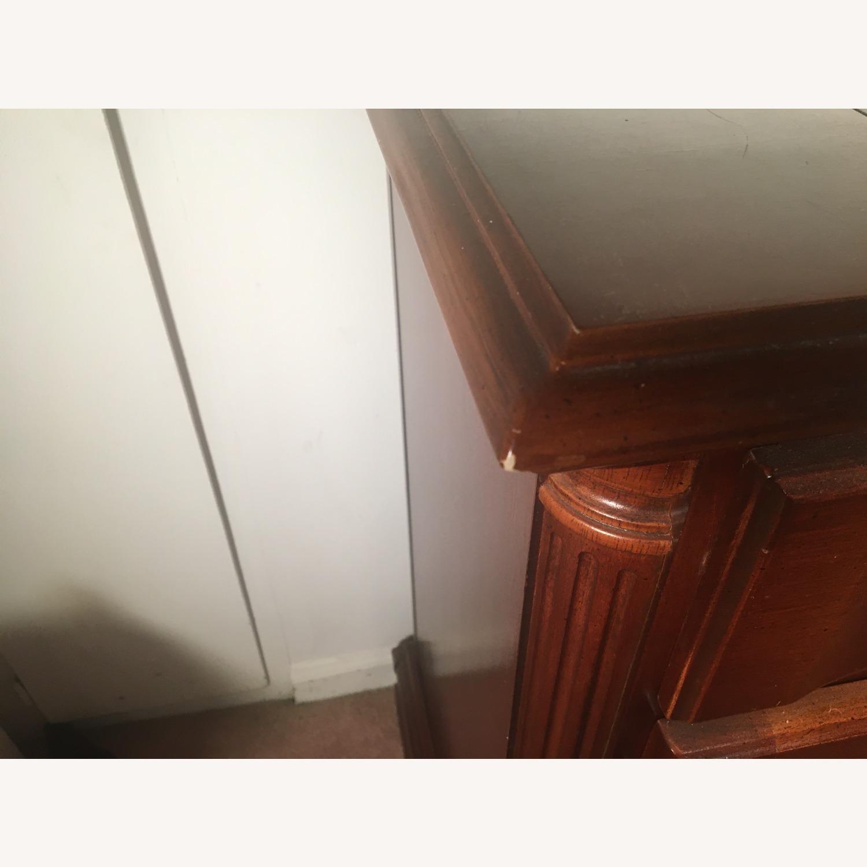 Folding Top Sideboard/Bar - image-9