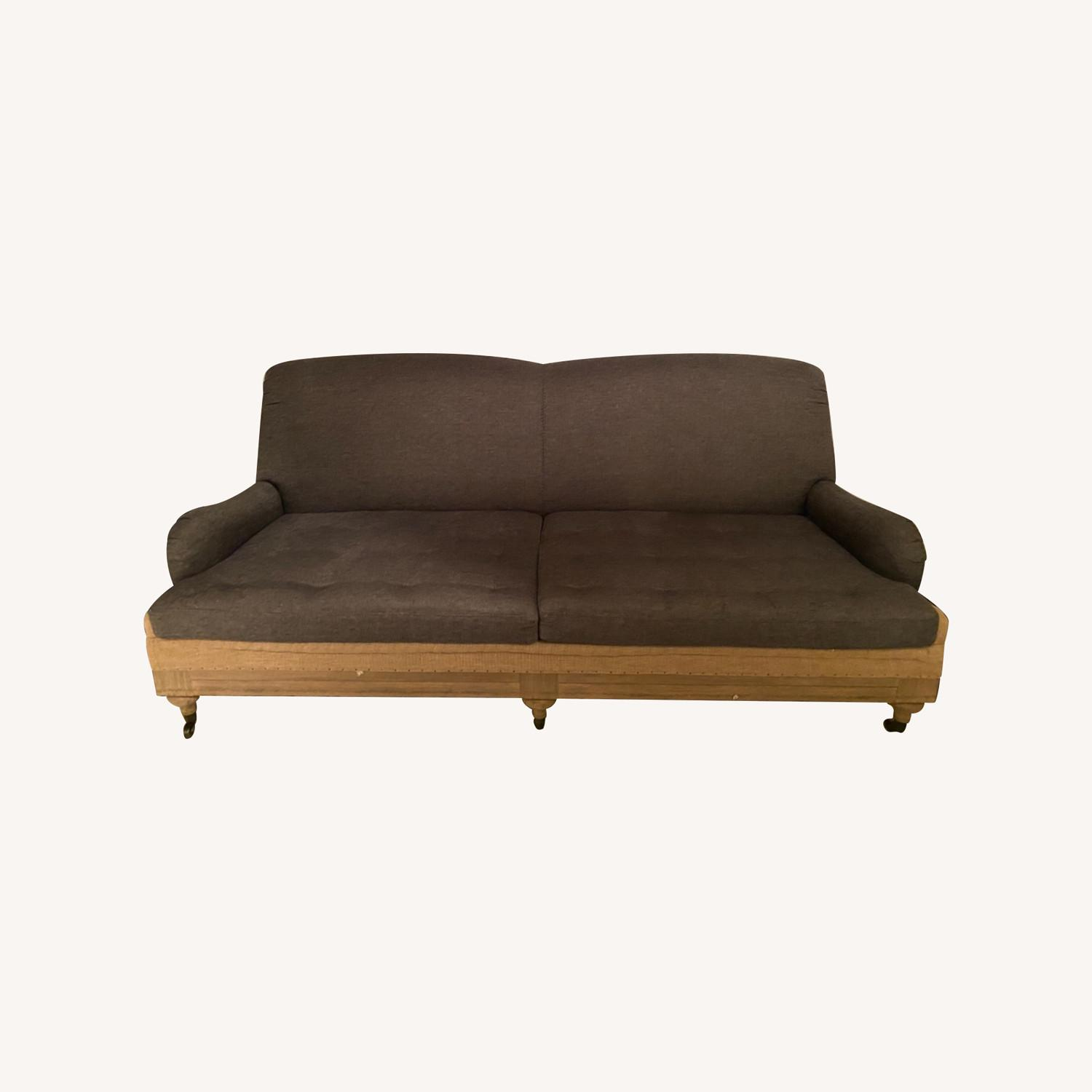 Restoration Hardware Deconstructed Sofa - image-6