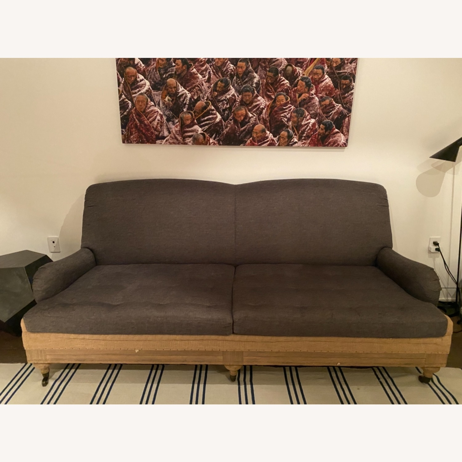 Restoration Hardware Deconstructed Sofa - image-1