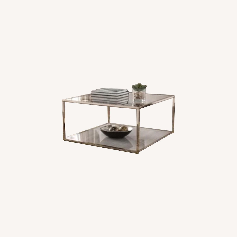 Macy S Glass Top Coffee Table Aptdeco
