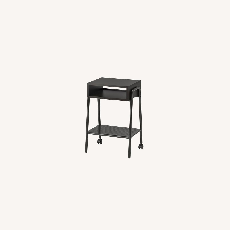 IKEA SETSKOG Nightstand / Bedside Table - image-0