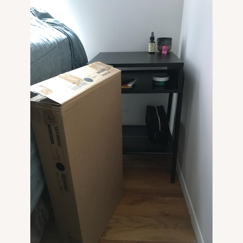 IKEA SETSKOG Nightstand / Bedside Table - image-7
