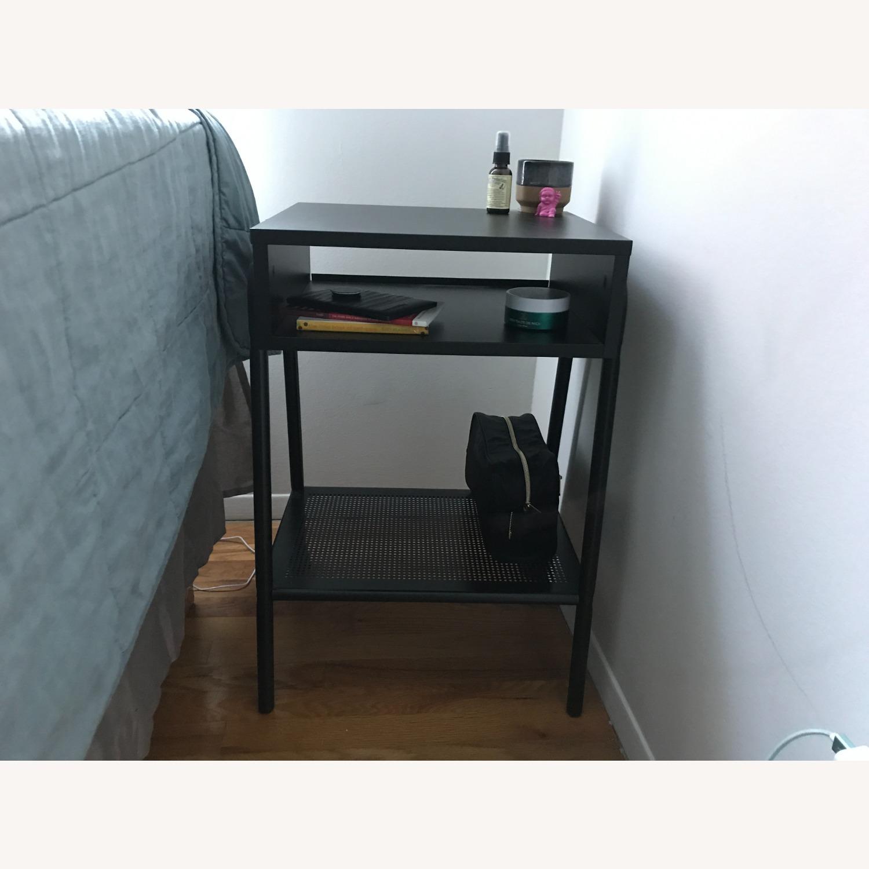 IKEA SETSKOG Nightstand / Bedside Table - image-4
