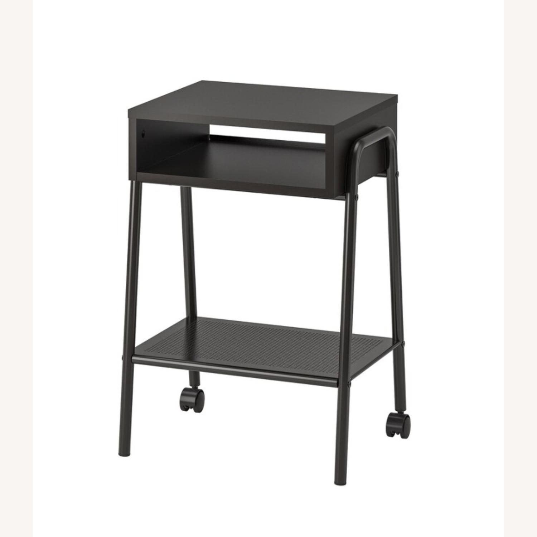 IKEA SETSKOG Nightstand / Bedside Table - image-1