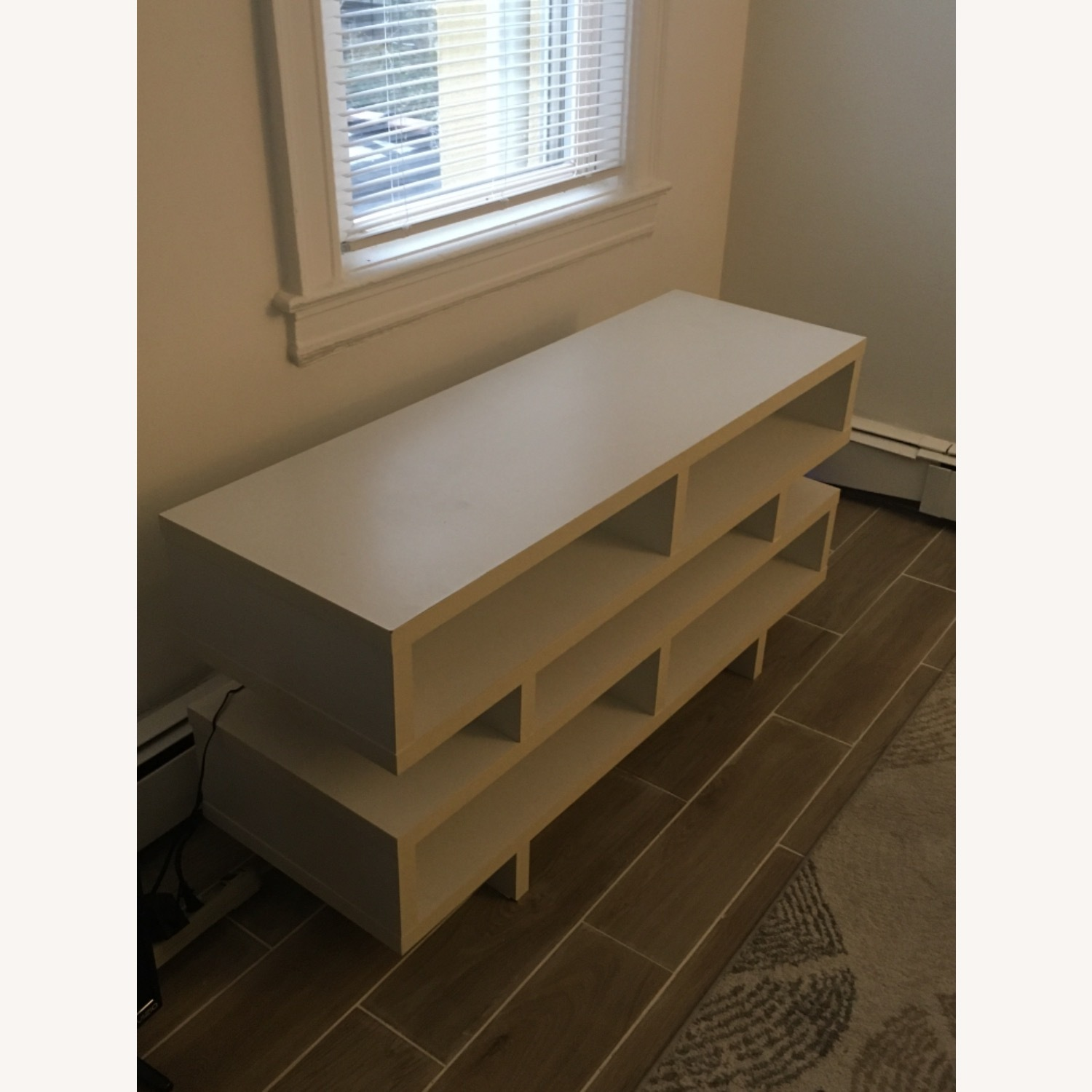 White TV Stand - image-3