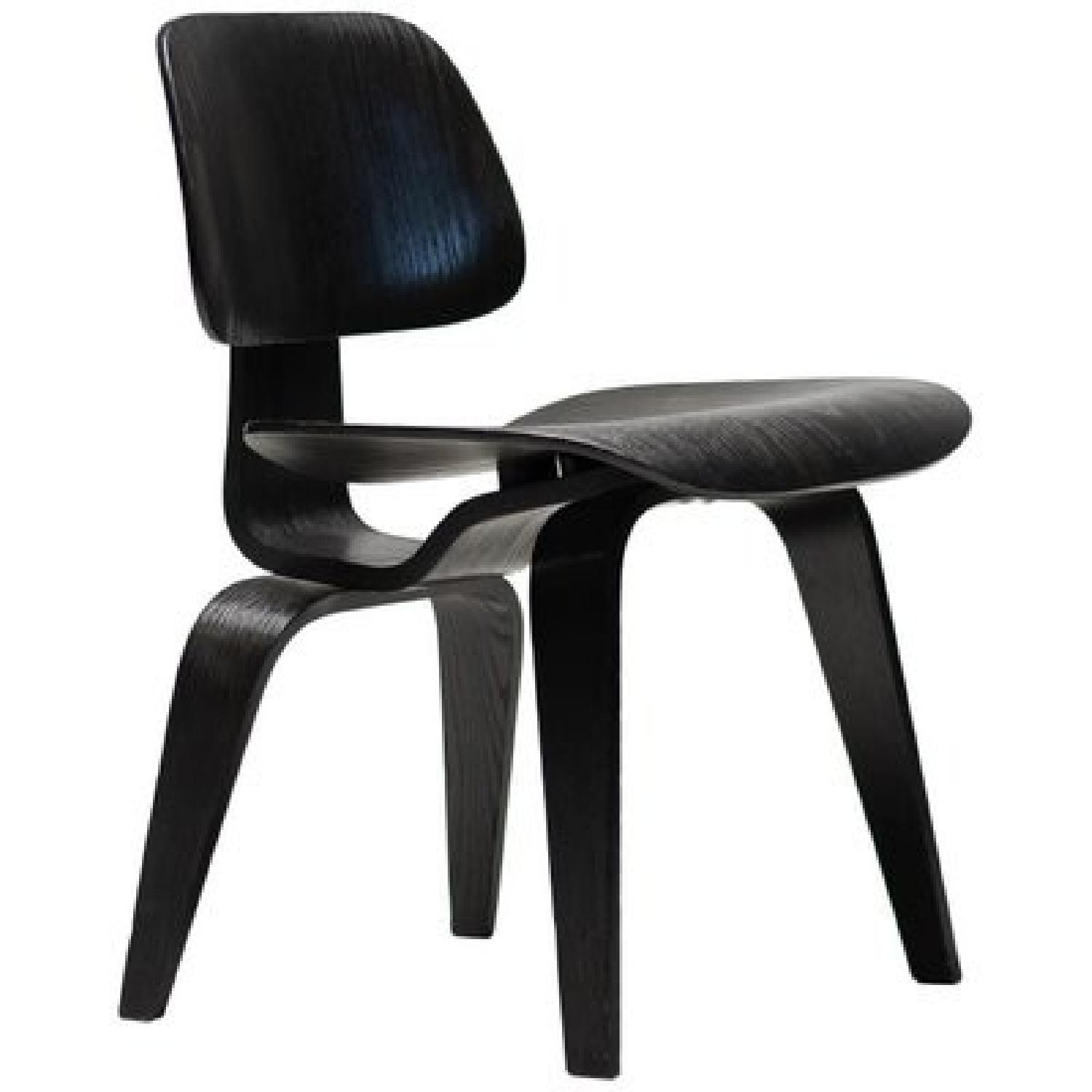 Herman Miller Eames Vintage DCW Chair in Ebony - image-19
