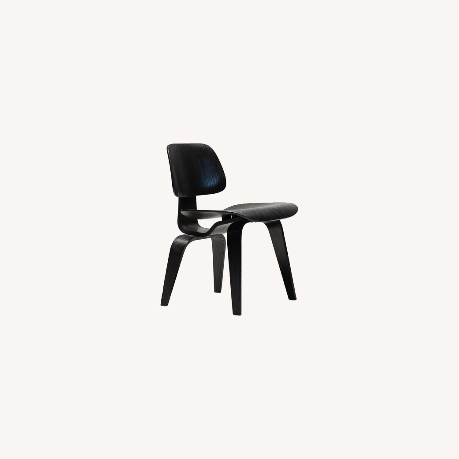Herman Miller Eames Vintage DCW Chair in Ebony - image-20