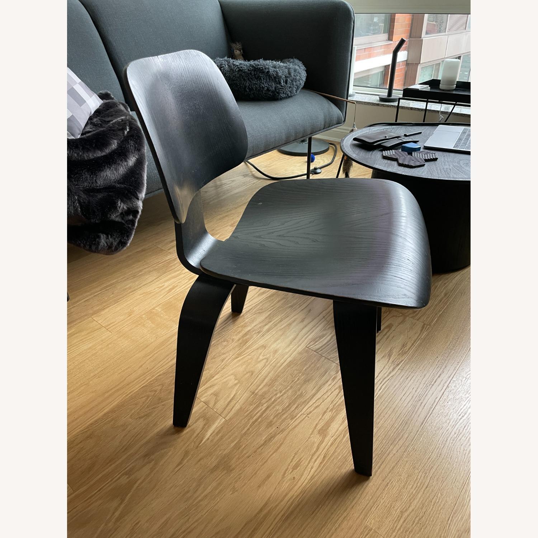 Herman Miller Eames Vintage DCW Chair in Ebony - image-22