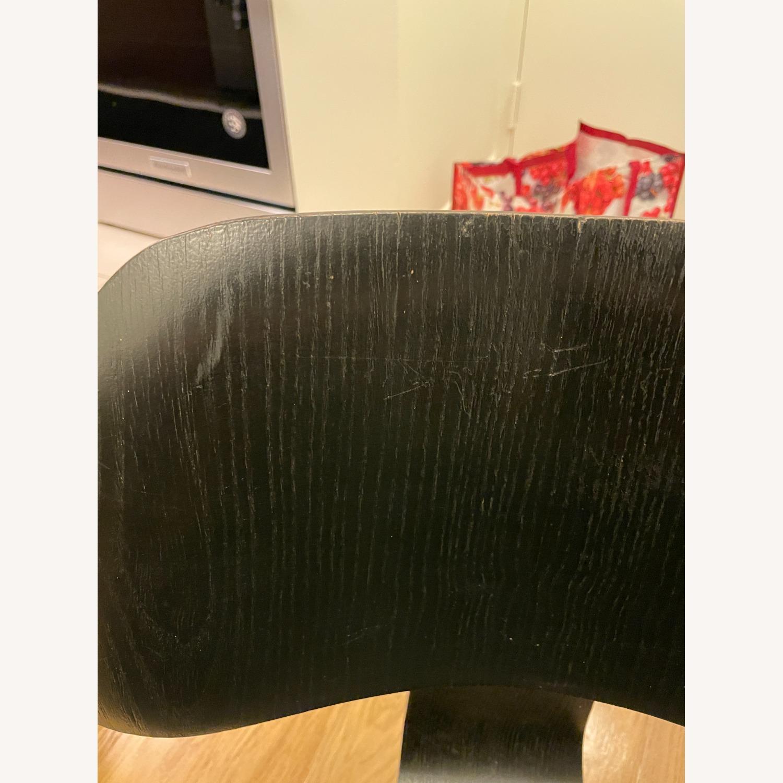 Herman Miller Eames Vintage DCW Chair in Ebony - image-9