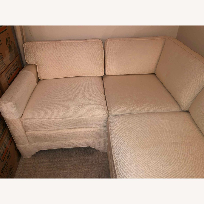 Taylor Made Custom L-Shaped Sectional Sofa - image-2